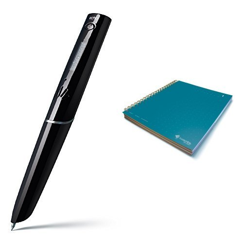 Echo Smartpen and 3 Subject Notebook