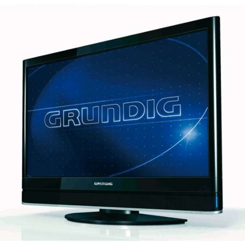 Grundig Vision 2 19-2930 T 47 cm (18,5 Zoll) HD-Ready LCD-Fernseher mit integriertem DVB-T Tuner schwarz