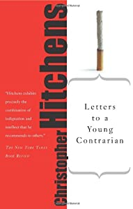 """Cover of """"Letters to a Young Contrarian (..."""