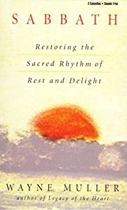 "Cover of ""Sabbath: Finding Rest, Renewal,..."