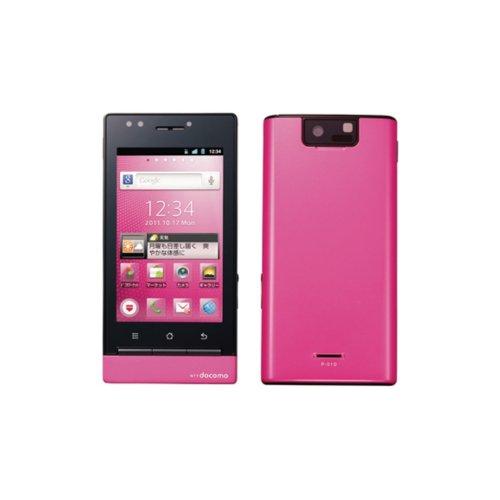 P-01D 携帯電話 本体 SIMフリー スマートフォン 国内、海外使用OK