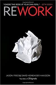 "Cover of ""Rework"""