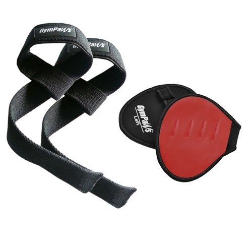 GymPaws Weight Lifting Wrap combo