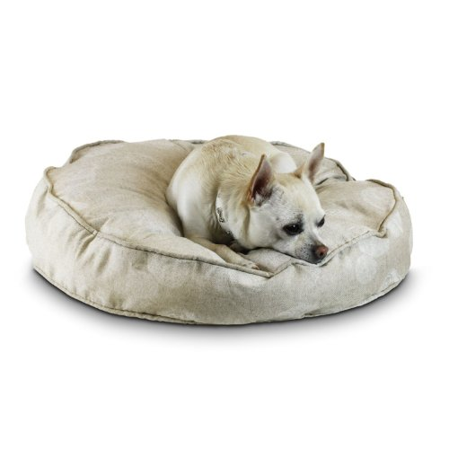 compare prices snoozer nautical round pillow pet bed large shells garciasseer