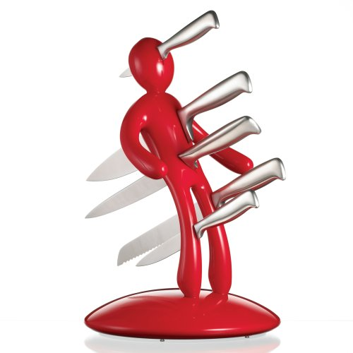 The Ex Knife Block