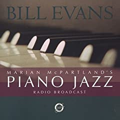Marian Mcpartland's Piano Jazz with Bill Evans album cover