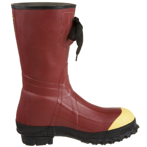 Lacrosse Men S 12 Quot Insulated Pac Mid Calf Boot Red 10 M Us