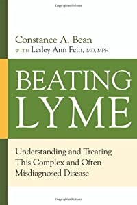 "Cover of ""Beating Lyme: Understanding and..."