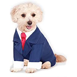 Business Suit for Pet, Medium