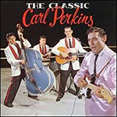 Classic Carl Perkins cover
