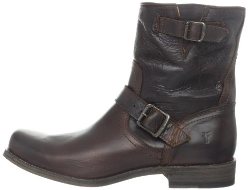 ce9fad2d2e FRYE Men's Smith Engineer Boot Dark Brown 13 M US | AuthenticBoots ...