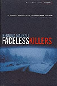 "Cover of ""Faceless Killers (Kurt Wallende..."