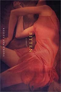 "Cover of ""Bitten (Women of the Otherworld..."
