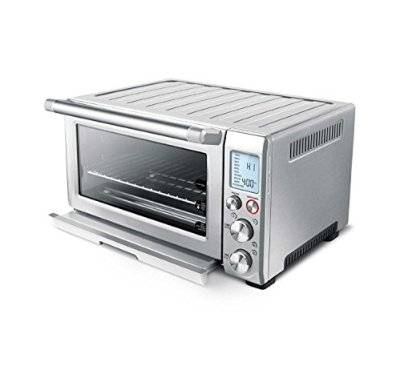 Breville BOV845BSS Smart Oven Pro 3/4 View