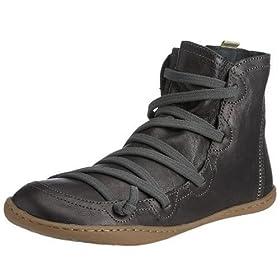 og her de kule skoene - gode å gå med er de også, som alle campersko!