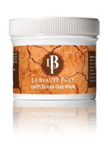 3-in-1 Clay Mask: Bentonite, Kaolin & Smectite Facial Clay