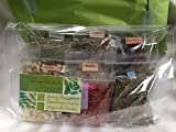 Herb Collection 7 ~ Wicca ~ 7 Dried Herbs ~ Ravenz Roost Herbs with Special Info on Most Labels ~ Kitchen ~ Rituals ~ 1/2 oz ea ~ Shipped in a Small box