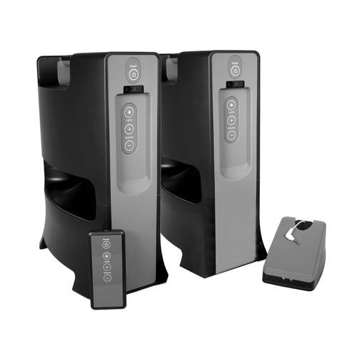 Remote 900 Dual W Mhz Wireless Premium Outdoor Unlimited Audio Speakers And Power Indoor