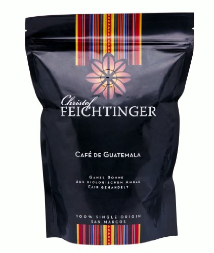Christof Feichtinger Kaffee Single Origin San Marcos