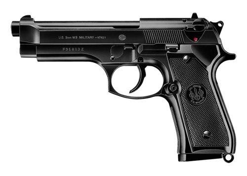 No22 M92Fミリタリーモデル HG (18歳以上エアーHOPハンドガン)