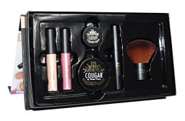 Cougar-By-Paula-Pure-Mineral-5-in-1-Foundation-Kabuki-Kit-In-Cinnamon