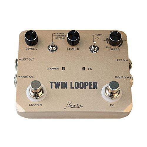 rowin ltl 02 twin looper guitar pedal review guitar pedal showcase best guitar effects pedal. Black Bedroom Furniture Sets. Home Design Ideas