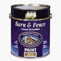 Valspar Premium Farm And Ranch Latex Linseed Oil Paint