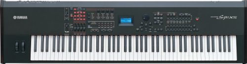 Yamaha S90XS Synthesizer, 88-Note Balanced Hammer-Weighted Action