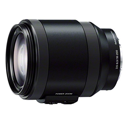 SONY micro single lens E PZ micro residual amplitude 18-200mm F3.5-6.3OSS (SELP18200) group