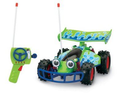 Disney-Pixar-Toy-Story-3-RC-Interactive-Animated-Car-Andys-Room-Toy-Wireless-Remote-Control-with-COA