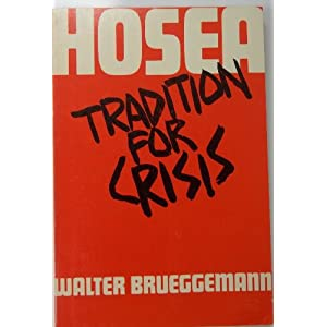 Tradition for Crisis