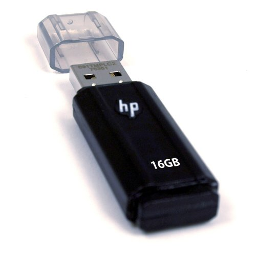 HP v125w 16 GB USB 2.0 Flash Drive P-FD16GHP125-EF