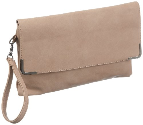 PIECES ZILKE CLUTCH 17038463, Damen Clutches 25x16x3 cm (B x H x T)