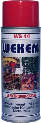 1x 400ml Wekem Elektronik-Spray WS44