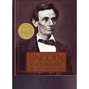 Lincoln:A Photobiography
