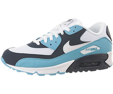 Nike Air Max 90 White White Chlorine Blue 45/US11