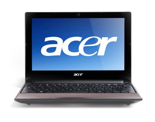 Acer Aspire One AOD255-1625 10.1-Inch Netbook – Sandstone Brown