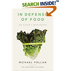 The New York Times Lista dos Livros Mais Vendidos Bestseller Books Best Seller In Defense of Food Michael Pollan Livro