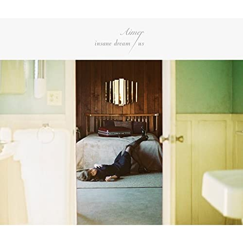 insane dream / us(初回生産限定盤)(DVD付)