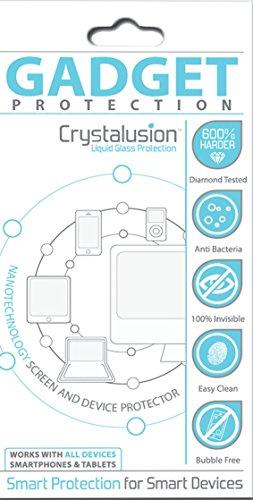 【抗菌&画面保護】Crystalusion(クリスタリュージョン) スマホ・タブレット・液晶画面コーティング剤