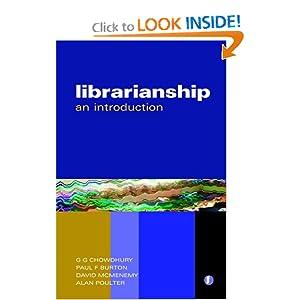 Librarianship: an introduction
