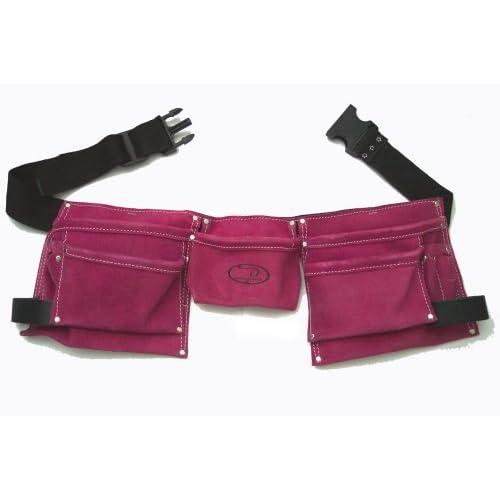 Pink toolbelt