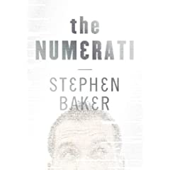 Cover art for Stephen Baker's The Numerati