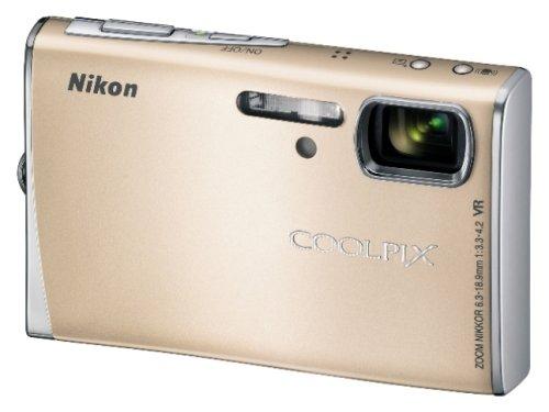 Nikon デジタルカメラ COOLPIX(クールピクス) S50 720万画素 ベージュ