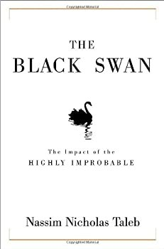 "Cover of ""The Black Swan: The Impact of t..."