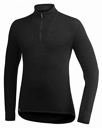 Woolpower 400 Turtleneck Long Sleeve Zipp Shirt Men – Thermounterwäsche