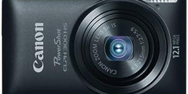 Canon PowerShot ELPH 300 HS 12.1 MP Digital Camera