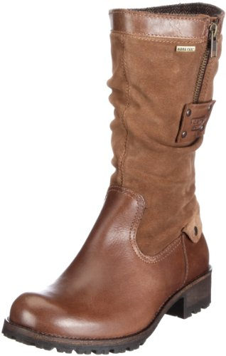 camel active Ranger GTX 15 732.15.02, Damen Stiefel, Braun (timber/brandy), EU 37 (UK 4)