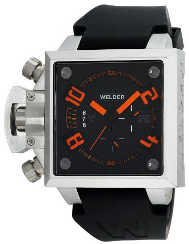 Best Price Welder By U Boat K25 Chronograph Ss Mens Watch K25 4203 Black Friday Deals Cyber Monday Black Friday Uboat Watches