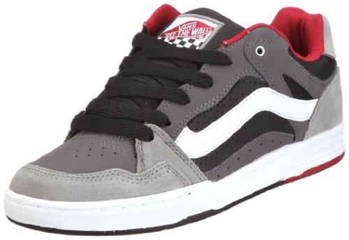 Vans M DESURGENT grey/pewter/bla VJWT5CX, Herren Sneaker, Schwarz (grey/pewter/black), EU 40.5 (US 8)